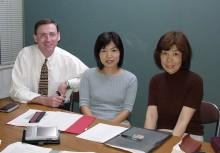 Nick先生とNIさんとMNさん
