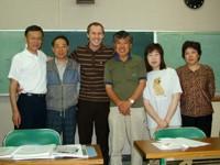 久世町公民館教室の生徒